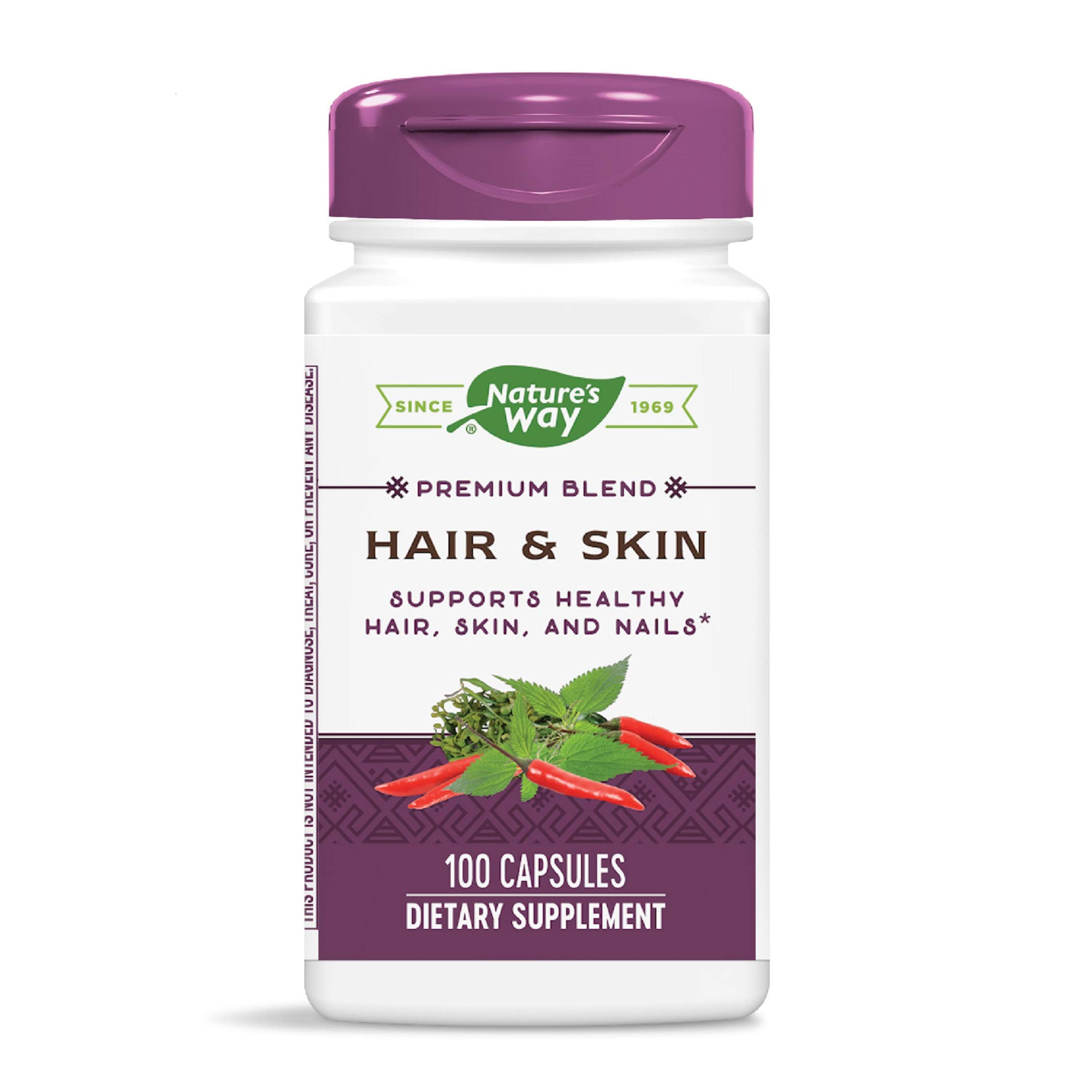 Nature's Way Hair & Skin (Packaging May Vary)