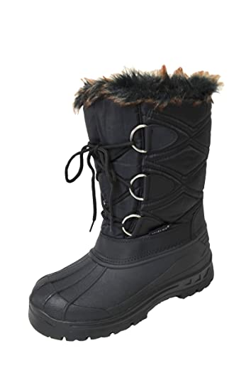 Women's Water Resistant Insulated Winter Snow Boots (MARLEY-01/MARLEY-03)