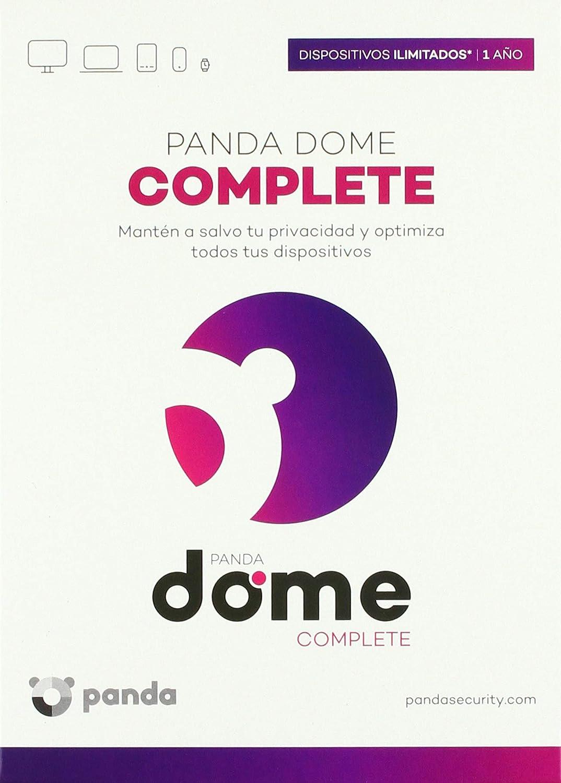 Panda Dome Complete, Antivirus de Última Generatión, Dispositivos ...
