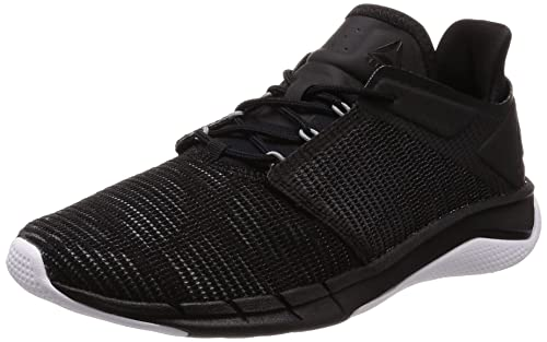 a6491d9290b10e Reebok Fast Flexweave Women s Running Shoes - SS18 Black  Amazon.co ...