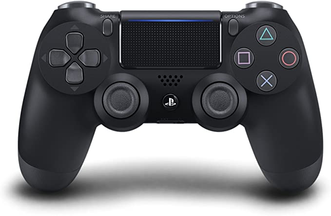 Sony - Wireless Controller V2 Dualshock 4, Color Jet Black [AS ...