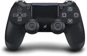 PlayStation 4 - Wireless Dualshock4 Controller Black V2