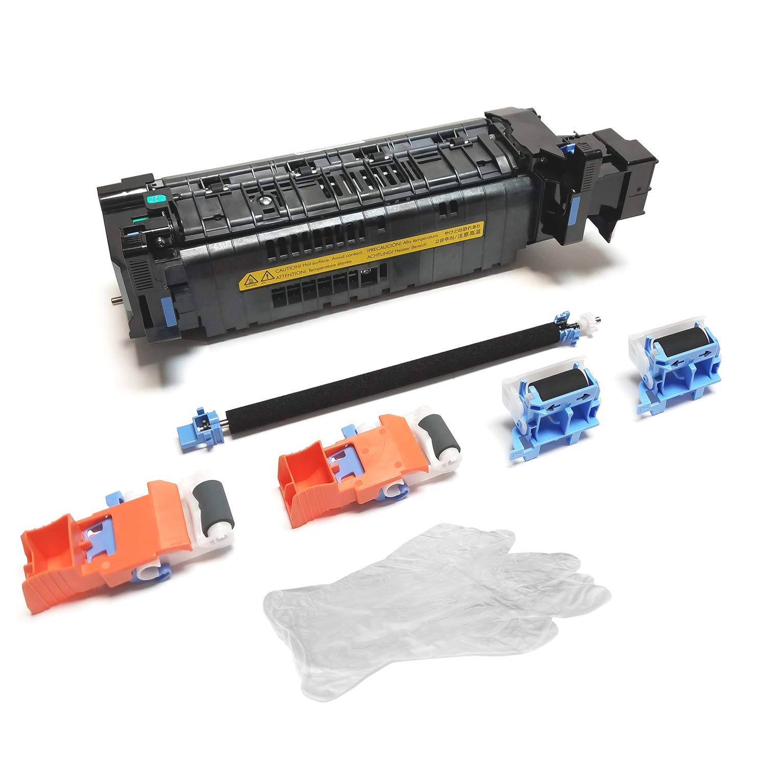 Altru Print L0H24A-AP (L0H24-67901) Maintenance Kit for HP Laserjet M607, M608, M609, M631, M632, M633 (110V) Includes RM2-1256 Fuser & 2 Sets of J8J70-67904 for Tray 2-6 by Altru Print