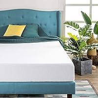 Deals on Zinus 8-In Green Tea Memory Foam Mattress Twin XL