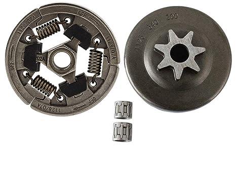 OxoxO Reemplaza los rodamientos de Embrague para Motosierra Stihl MS290 MS310 MS390 029 039