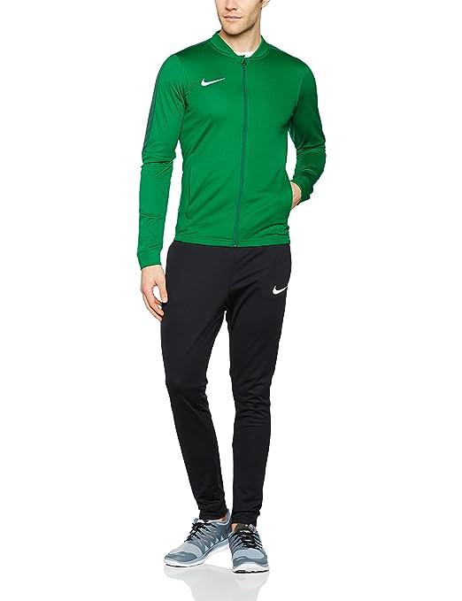 Nike Academy16 Knt Tracksuit 2, Chándal Para Hombre, Rojo / Negro ...