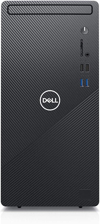 2021 Dell Inspiron I3880 Desktop Tower PC 10th Gen Intel 8-Core i7-10700 32GB RAM 1TB NVMe SSD + 1TB HDD Intel UHD Graphics HMDI VGA WiFi Bluetooth No DVD RJ-45 Windows 10 Pro w/RE Accessories