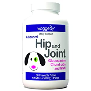 Waggedy Dog Supplements for Joints and Hips