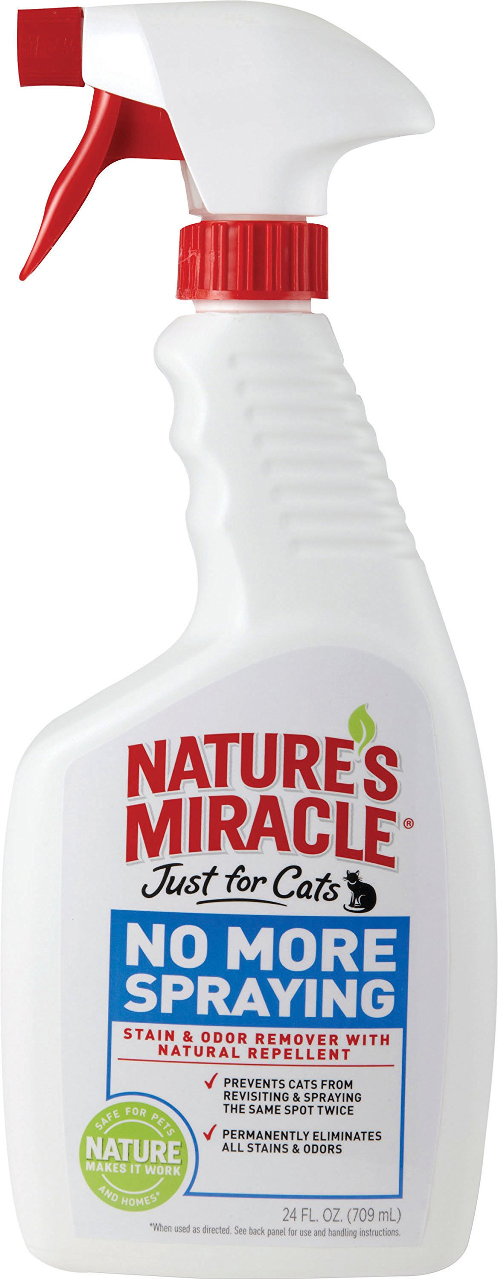 Nature's Miracle No More Spraying, Stain And Odor Remover, Repellent