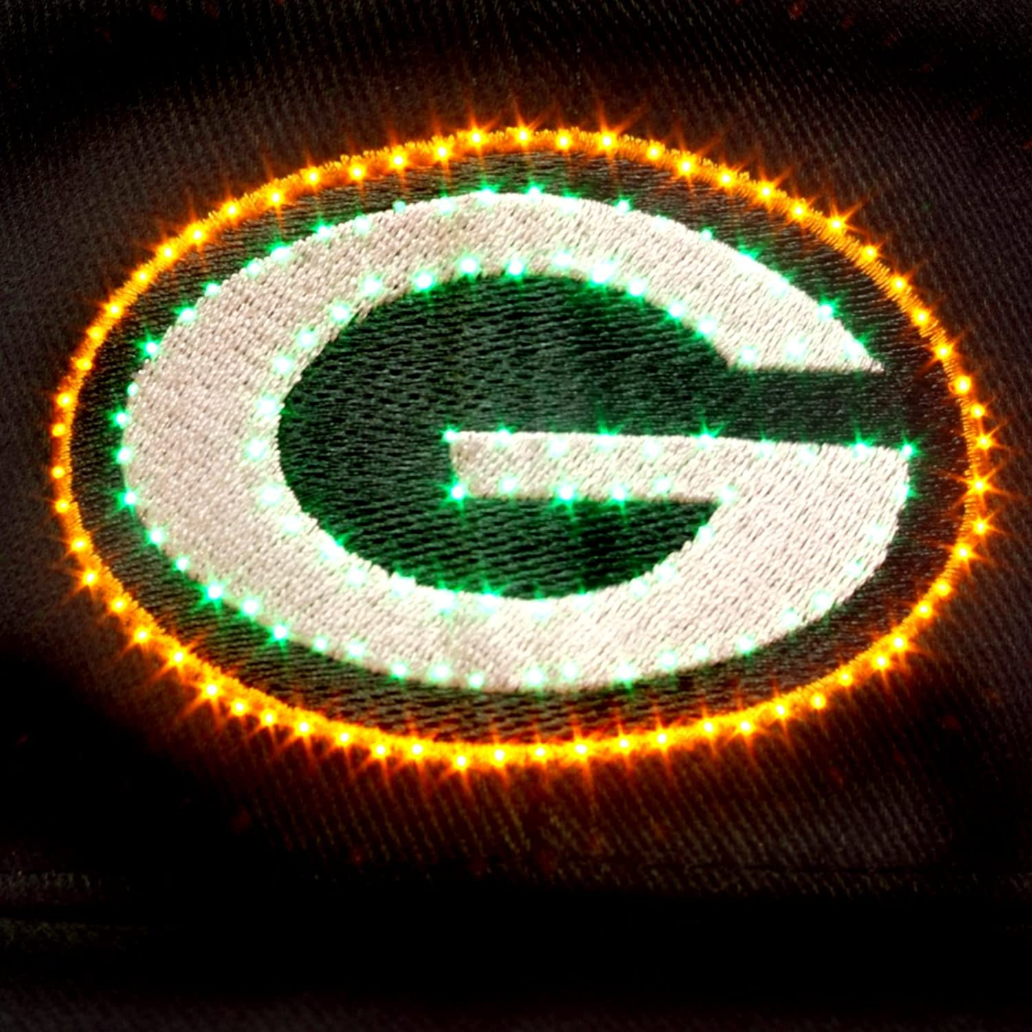 Amazon.com  NFL Green Bay Packers LED Light-Up Logo Adjustable Hat  Sports Related Merchandise  Clothing & Amazon.com : NFL Green Bay Packers LED Light-Up Logo Adjustable ... azcodes.com