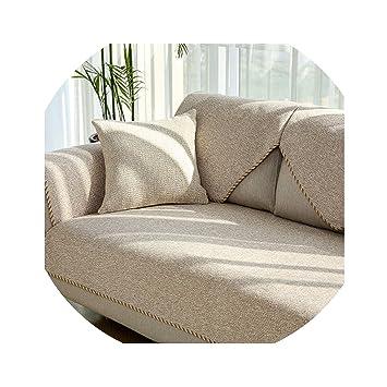Amazon.com: Fundas de sofá de poliéster 2018 decorativas ...