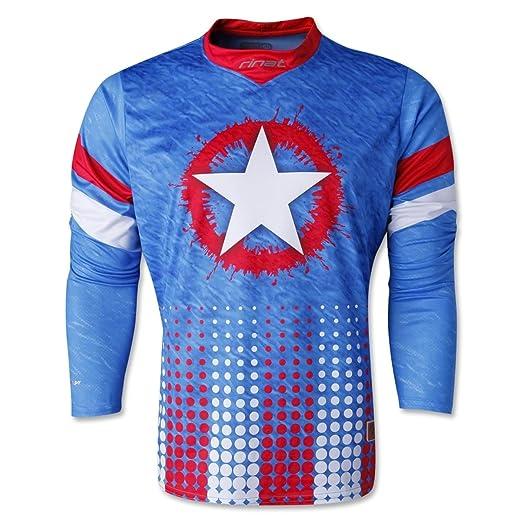 4676cf8c832 Amazon.com : Rinat Patriot Goalkeeper Jersey : Clothing