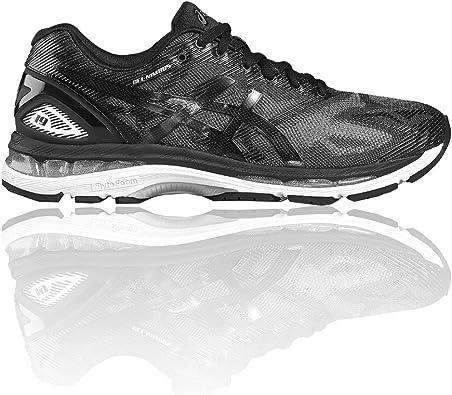 Asics Gel Nimbus 19, Zapatillas de Running para Hombre: Amazon.es: Zapatos y complementos