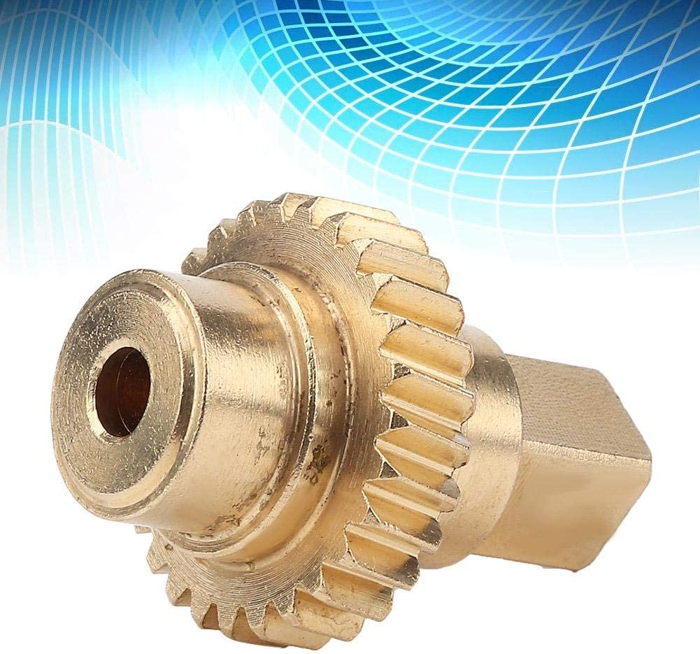 EBTOOLS Actuator Gear,Car Roof Actuator Flap Wing Cogs Copper Gear Fit for Astra TwinTop MK V