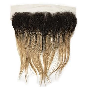 Braun blonde haare ombre