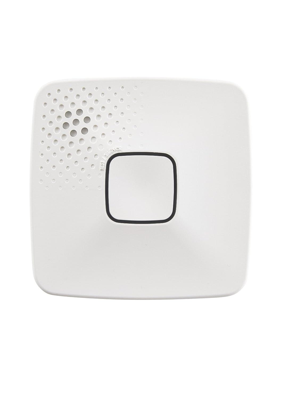 Onelink Wi Fi Smoke Carbon Monoxide Alarm Battery Apple HomeKit enabled