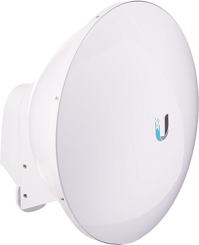 Ubiquiti Networks AF-5G23-S45 23dBi - Antena (23 dBi, AF-5X, Color Blanco, 378 mm, 378 mm)