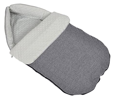 Baby Saco Saco de invierno para carrito lana de cordero Saco ...