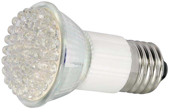 Transmedia LL3-48WL - Bombilla LED, temperatura de color 2700 k, casquillo E27