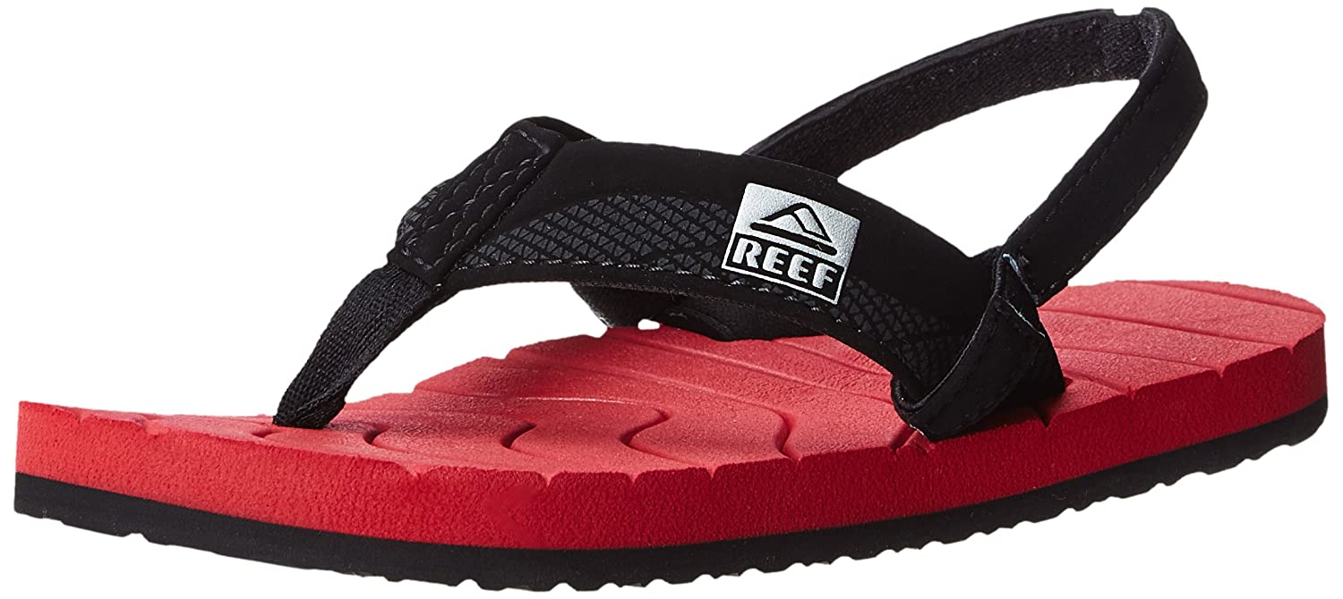 Reef Grom Roundhouse Sandal (Infant/Toddler/Little Kid/Big Kid) Grom Roundhouse - K