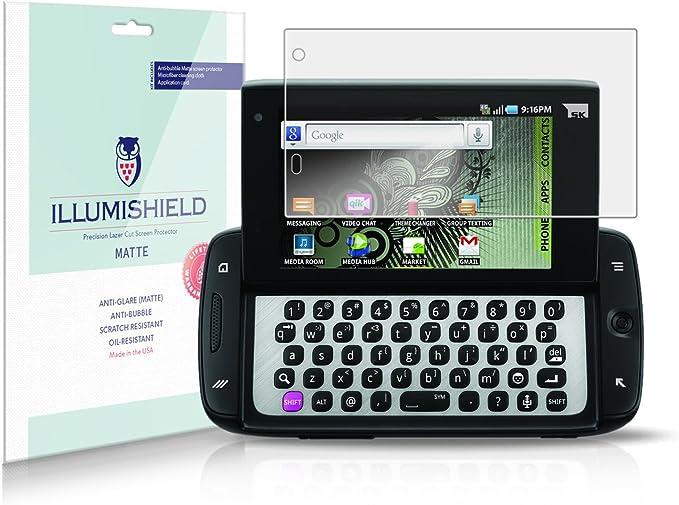 Amazon Com Illumishield Matte Screen Protector Compatible With