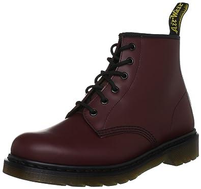 5814e4b20 Amazon.com | Dr. Martens Men's 101 Boot | Motorcycle & Combat