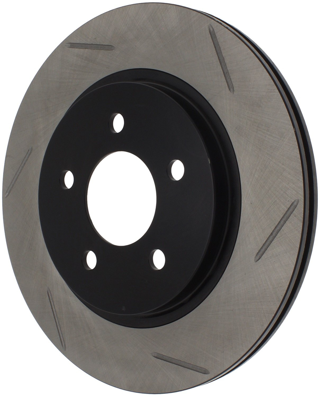 StopTech 126.61087SL Sport Slotted Brake Rotor- Rear Left