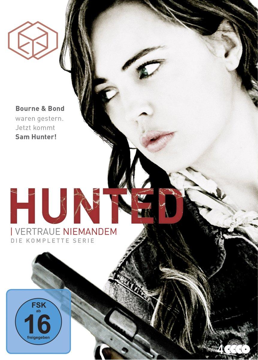 Hunted Vertraue Niemandem 4 Dvds Amazonde Melissa
