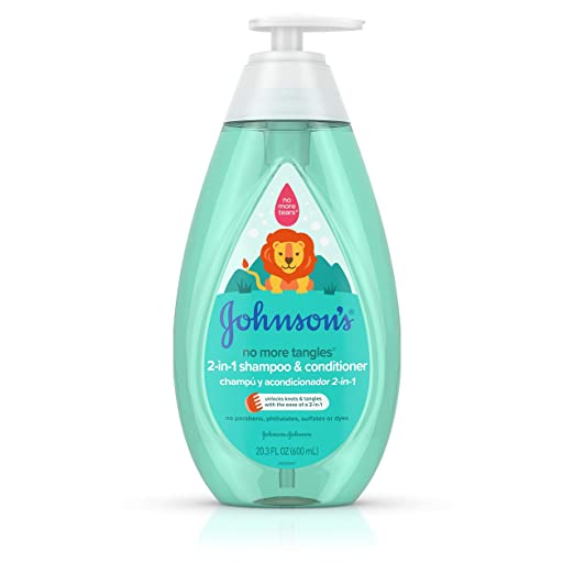 Top 10 Best Shampoo For Toddlers & Reviews in 2020 1
