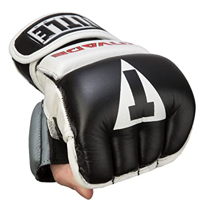 2759c210265 Amazon.com   Title Boxing Invade Wristwrap Heavy Bag Gloves   Sports ...