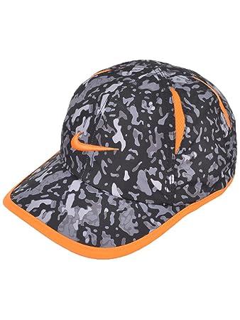 810834f8dd88da Nike Kids Hat, Dri-FIT Adjustable Cap (4/7, Anthracite/Orange ...