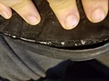Comfortable enough but after 6 months of wear they are ...