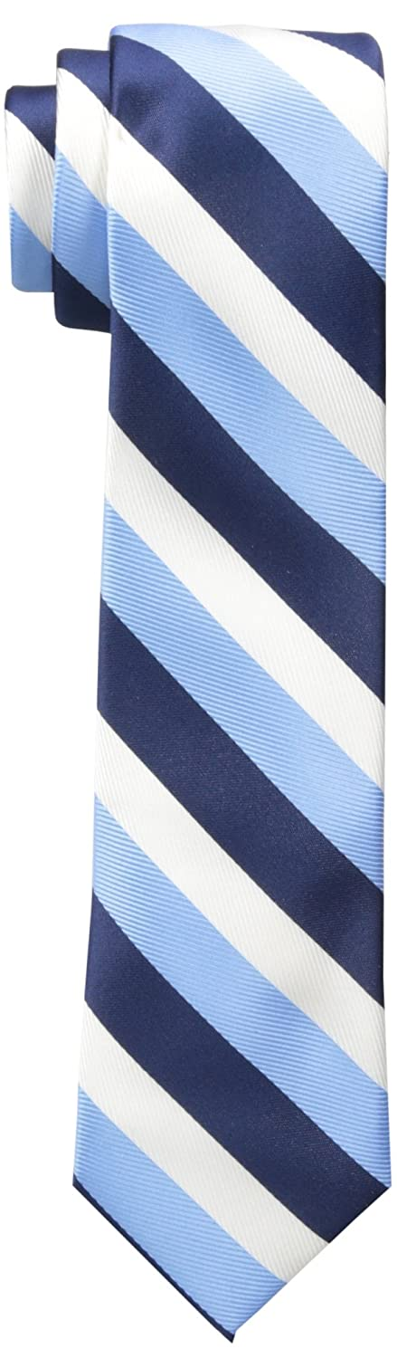 Wembley Boys' Wembley Boys Tri-color Stripe Tie Aqua OS WE00110078