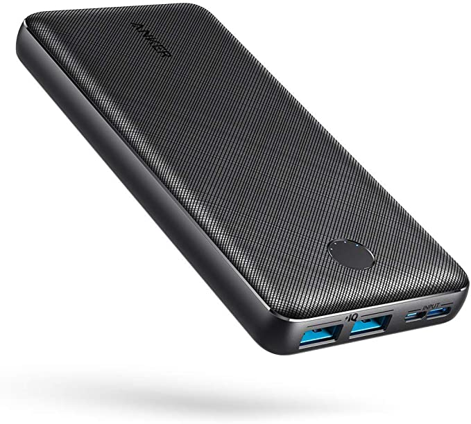 Amazon.com: Anker Portable Charger, PowerCore Essential 20000mAh Power Bank with PowerIQ Technology