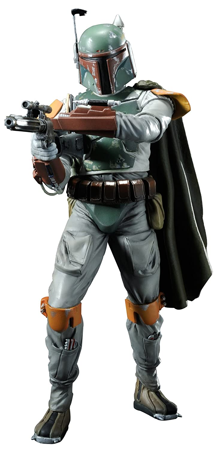 Kotobukiya Star Wars: Boba Fett ArtFX+ Statue (Return of The Jedi Version) by Kotobukiya