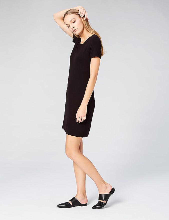 Amazon.com: Daily Ritual Women\'s Jersey Short-Sleeve Scoop Neck T ...