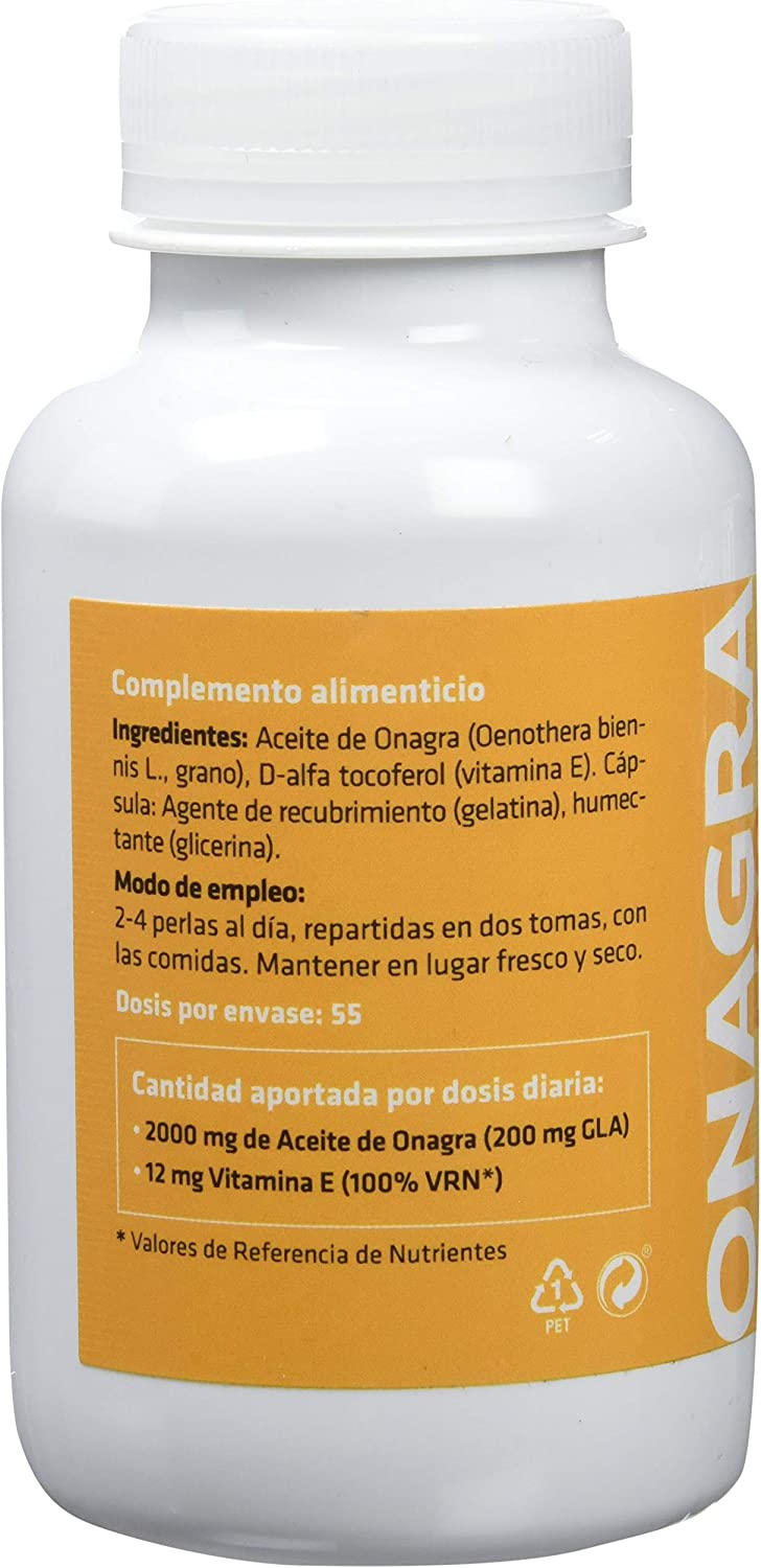 Sotya Softgels, Onagra, 220 Perlas, 700 mg: Amazon.es: Salud y ...