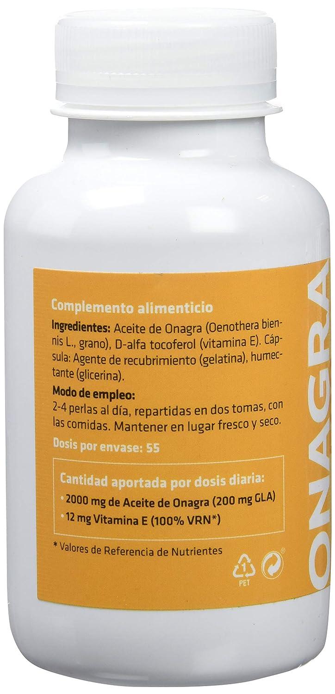 Sotya Softgels, Onagra, 220 Perlas, 700 mg: Amazon.es: Salud y cuidado personal