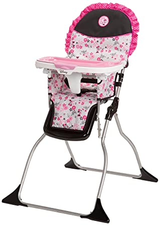 Amazon.com: Disney Baby Simple Fold Plus - Silla alta: Baby