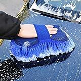SHOPTOSHOP Multipurpose Car Wash Sponge and Dry Cleaning Sponge, High Performance Cleaning Sponge, Sponge For Washing Car Window Home Cleaning Tool (Multi Color) – Pack Of 1 (Multi)