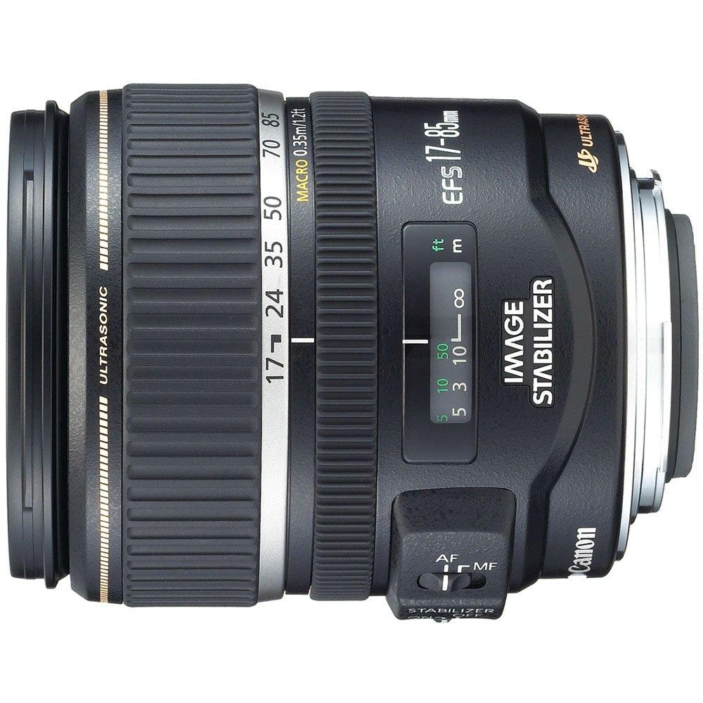 Canon EF-S 17-85mm f/4-5.6 Image Stabilized USM SLR Lens for EOS Digital SLR's