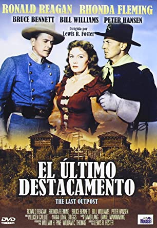 movies like the last outpost 1951