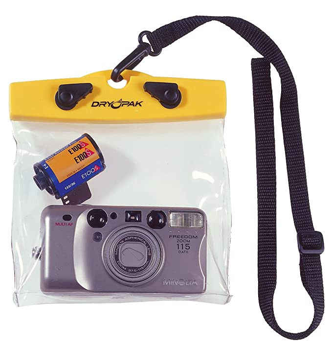 "Kwik Tek Dp-65C/""Dry Pak/"" Camera Case 6/""X5/""X2/"""