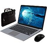 "Ordenador portátil 14,1 "" Inter ® MEBERRY - Ultradelgado Windows 10 PC Portátil : 4 GB de RAM y 64 GB de Memoria - WI-FI 802.11AC | Bluetooth 4.0 | Aux 3.5mm | USB 3.0 / 2.0 | HDMI - Plástico Plata"