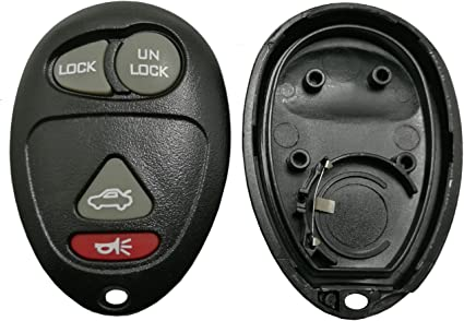 fits Chevy GMC Oldsmobile Pontiac Saturn vehicles Key Fob Remote Case Cover Skin Protector