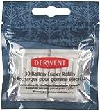 Derwent Erasrer Refills, 4 Packs of 30 Erasers