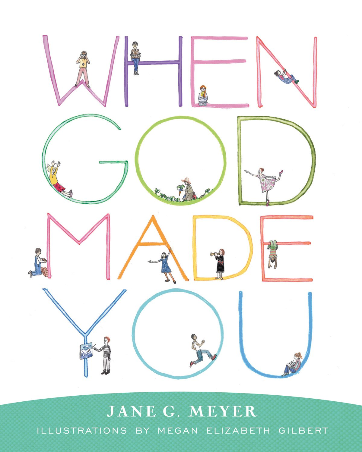 Read Online When God Made You PDF