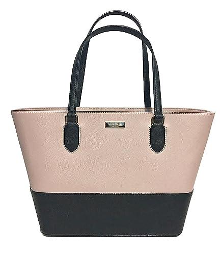 400757677c Kate Spade Kate Spade Laurel Way Small Black Dally Tote Bag (Almndne Black)