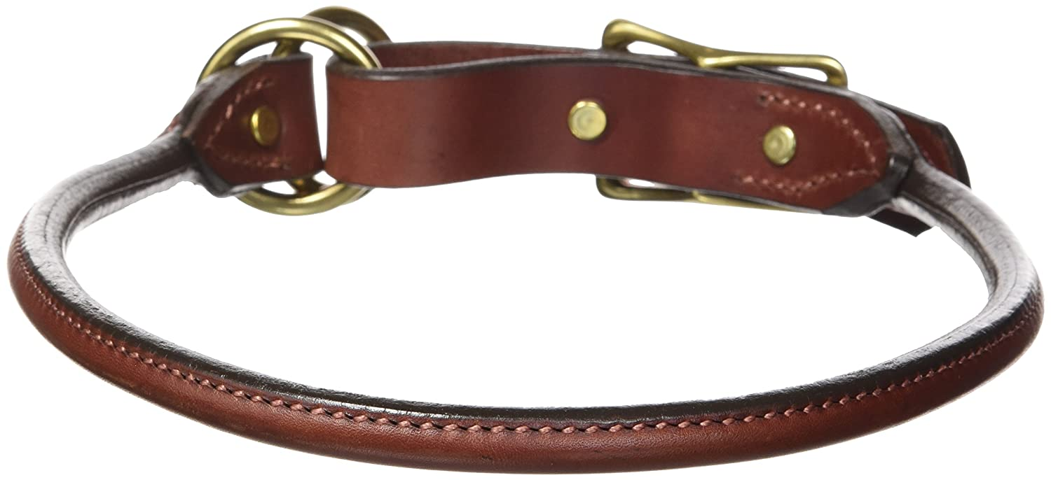 Mendota Products ME13624 Pet Dog Training Collar, 1 x 24 , Chestnut