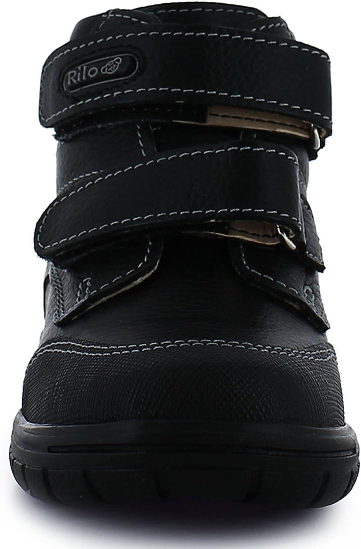 Rilo Tennis Shoe Boys in Black